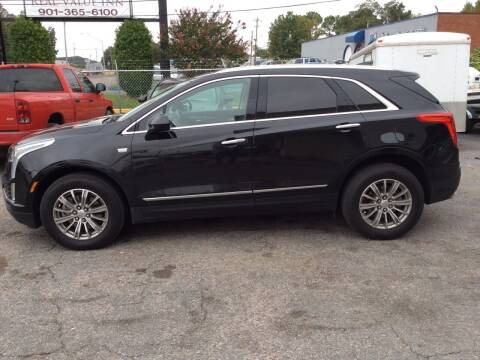 2017 Cadillac XT5 for sale at A-1 AUTO AND TRUCK CENTER in Memphis TN