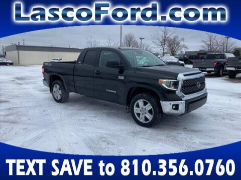 2018 Toyota Tundra for sale at Lasco of Grand Blanc in Grand Blanc MI