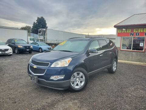 2011 Chevrolet Traverse for sale at Yaktown Motors in Union Gap WA