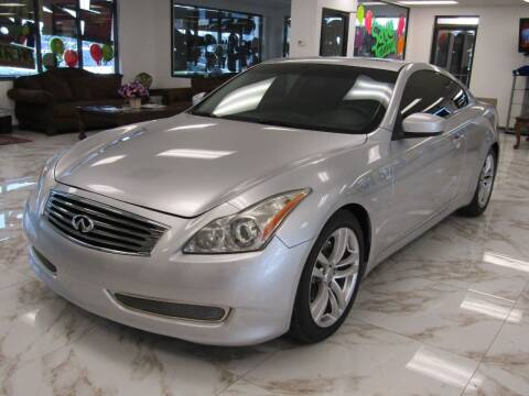 2008 Infiniti G37 for sale at Dealer One Auto Credit in Oklahoma City OK