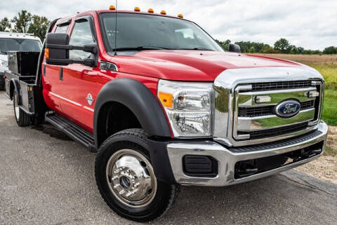 2014 Ford F-450 Super Duty for sale at Fruendly Auto Source in Moscow Mills MO