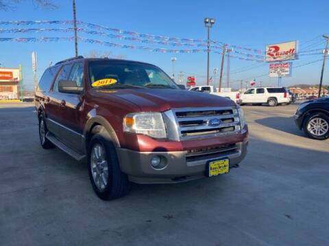 2011 Ford Expedition EL for sale at Russell Smith Auto in Fort Worth TX