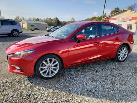 2017 Mazda MAZDA3 for sale at 220 Auto Sales in Rocky Mount VA