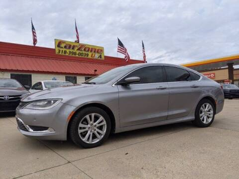 2015 Chrysler 200 for sale at CarZoneUSA in West Monroe LA
