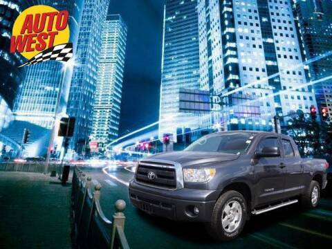 2013 Toyota Tundra for sale at Autowest of Plainwell in Plainwell MI