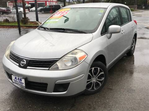2009 Nissan Versa for sale at KAS Auto Sales in Sacramento CA