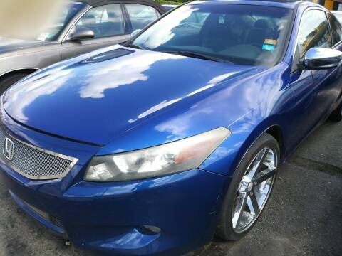 2008 Honda Accord for sale at Dulux Auto Sales Inc & Car Rental in Hollywood FL