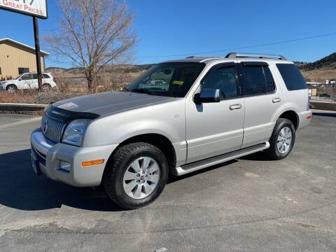 2006 Mercury Mountaineer for sale at Big Deal Auto Sales in Rapid City SD