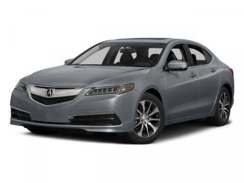 2015 Acura TLX for sale at BEAMAN TOYOTA in Nashville TN