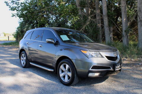 2011 Acura MDX for sale at Northwest Premier Auto Sales in West Richland And Kennewick WA