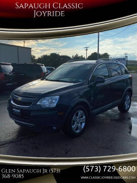 2014 Chevrolet Captiva Sport for sale at Sapaugh Classic Joyride in Salem MO