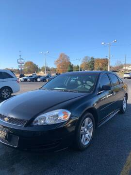 2014 Chevrolet Impala Limited for sale at Smart Auto Sales of Benton in Benton AR