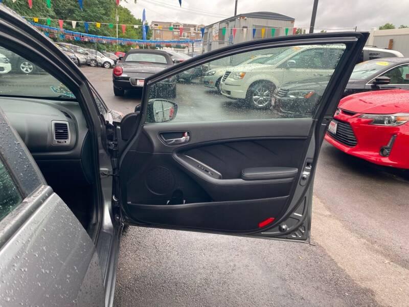 2016 Kia Forte5 SX 4dr Hatchback 6M - Elizabeth NJ