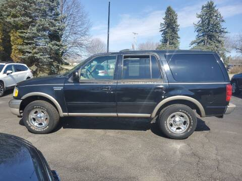 2000 Ford Expedition for sale at Drive Motor Sales in Ionia MI
