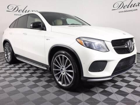 2017 Mercedes-Benz GLE for sale at DeluxeNJ.com in Linden NJ