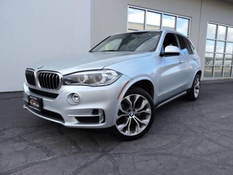 2017 BMW X5 for sale at PK MOTORS GROUP in Las Vegas NV