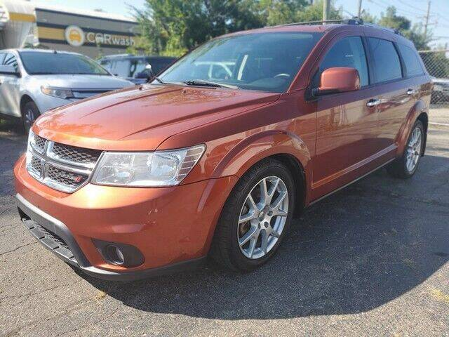 2013 Dodge Journey for sale at Paramount Motors in Taylor MI