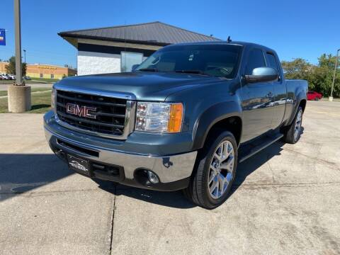 2010 GMC Sierra 1500 for sale at Auto House of Bloomington in Bloomington IL