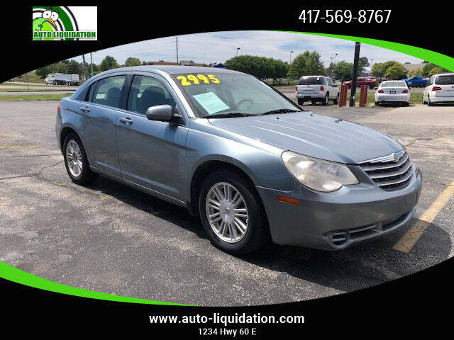 2008 Chrysler Sebring for sale at Auto Liquidation in Republic MO