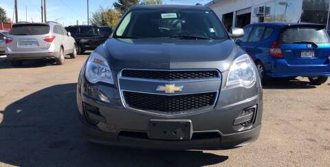 2011 Chevrolet Equinox for sale at GPS Motors in Denver CO