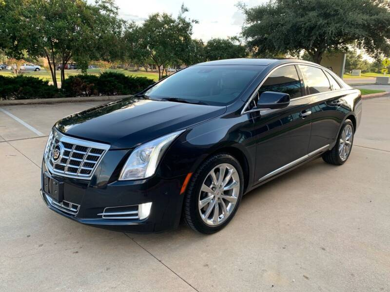 2014 Cadillac XTS for sale at Pitt Stop Detail & Auto Sales in College Station TX