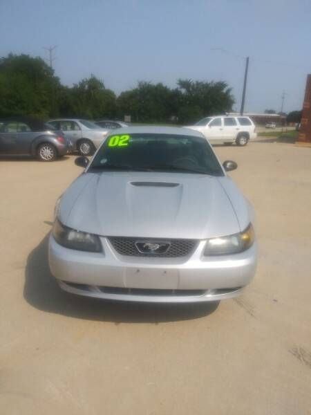 2002 Ford Mustang for sale at Arak Auto Group - Arak Auto Broker in Kankakee IL