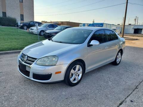 2009 Volkswagen Jetta for sale at DFW Autohaus in Dallas TX