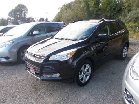 2014 Ford Escape for sale at Dansville Radiator in Dansville NY