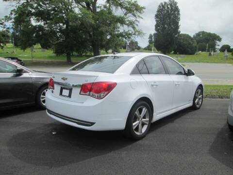 2014 Chevrolet Cruze for sale at Downtown Motors in Macon GA