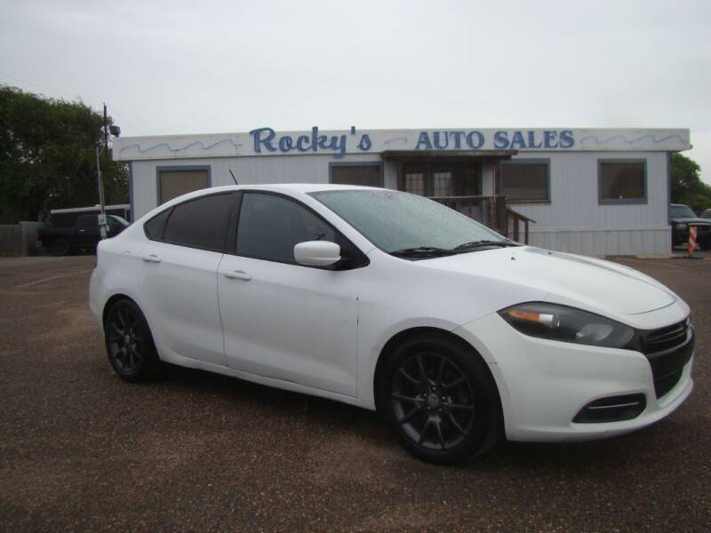2016 Dodge Dart for sale at Rocky's Auto Sales in Corpus Christi TX