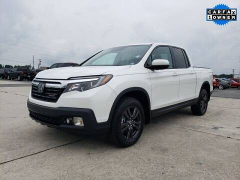 2020 Honda Ridgeline for sale at Hardy Auto Resales in Dallas GA