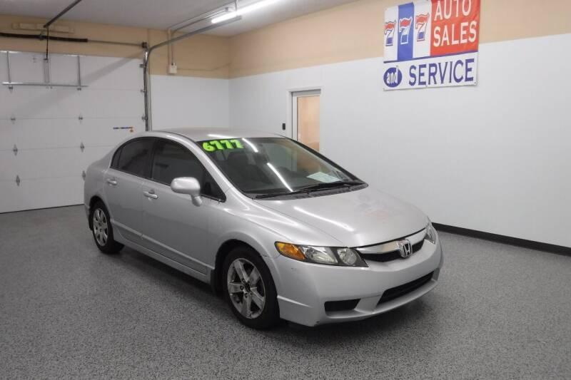 2011 Honda Civic for sale at 777 Auto Sales and Service in Tacoma WA