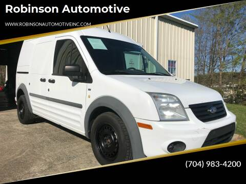 2011 Ford Transit Connect for sale at Robinson Automotive in Albemarle NC
