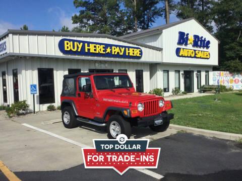 2006 Jeep Wrangler for sale at Bi Rite Auto Sales in Seaford DE