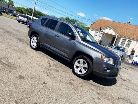 2011 Jeep Compass for sale at New Wave Auto of Vineland in Vineland NJ