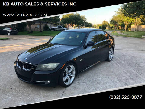 2009 BMW 3 Series for sale at KB AUTO SALES & SERVICES INC in Houston TX