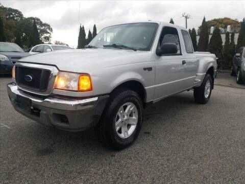 2004 Ford Ranger for sale at East Providence Auto Sales in East Providence RI