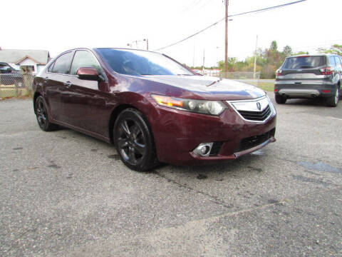 2012 Acura TSX for sale at Auto Outlet Of Vineland in Vineland NJ