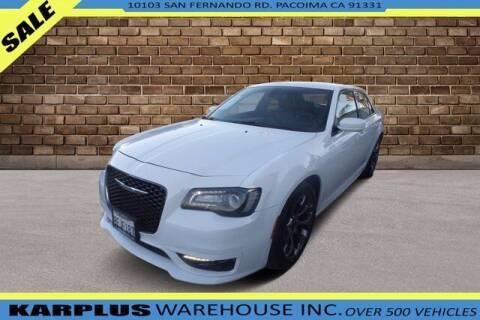 2018 Chrysler 300 for sale at Karplus Warehouse in Pacoima CA