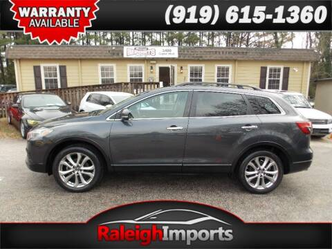 2013 Mazda CX-9 for sale at Raleigh Imports in Raleigh NC