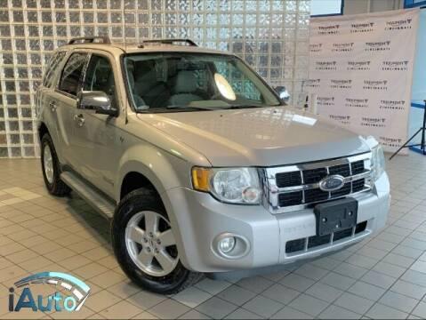 2008 Ford Escape for sale at iAuto in Cincinnati OH