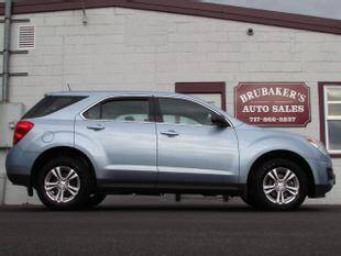 2015 Chevrolet Equinox for sale at Brubakers Auto Sales in Myerstown PA