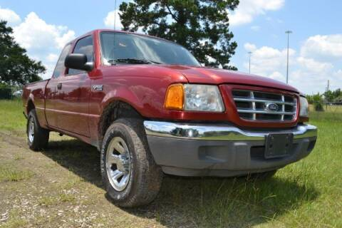 2003 Ford Ranger for sale at WOODLAKE MOTORS in Conroe TX