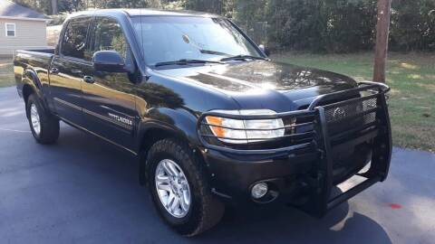 2005 Toyota Tundra for sale at Happy Days Auto Sales in Piedmont SC