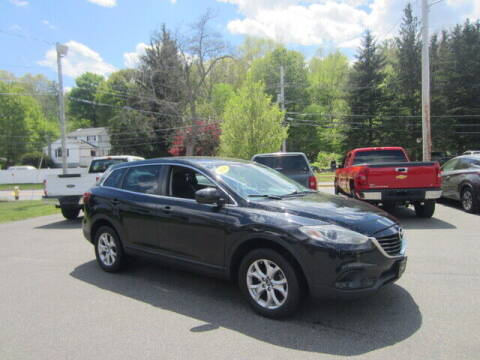 2014 Mazda CX-9 for sale at Auto Choice of Middleton in Middleton MA