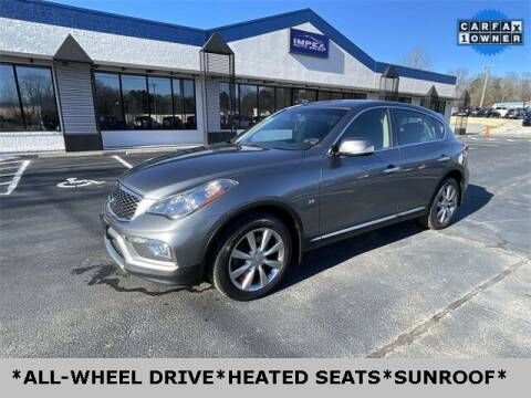 2017 Infiniti QX50 for sale at Impex Auto Sales in Greensboro NC