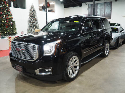 2017 GMC Yukon for sale at Montclair Motor Car in Montclair NJ