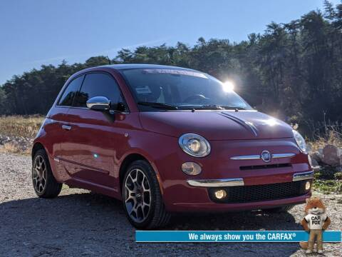 2013 FIAT 500 for sale at Bob Walters Linton Motors in Linton IN