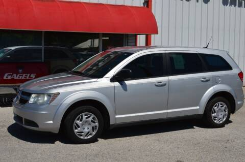 2010 Dodge Journey for sale at Gagel's Auto Sales in Gibsonton FL