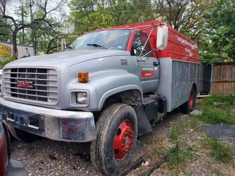 1998 GMC C7500 for sale at C.J. AUTO SALES llc. in San Antonio TX